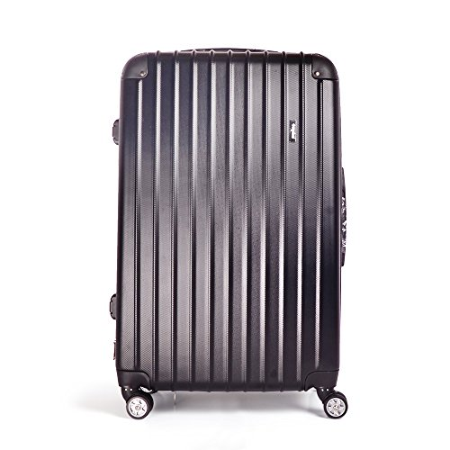 sunydeal-hard-shell-lightweight-travel-luggage-suitcase-4-wheel-spinner-trolley-bag-28-black-