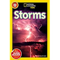 "National Geographic Readers: Storms (""National Geographic"" Readers) (National Geographic Kids Readers: Level 1)"
