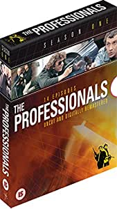 The Professionals: Series 1 [DVD]