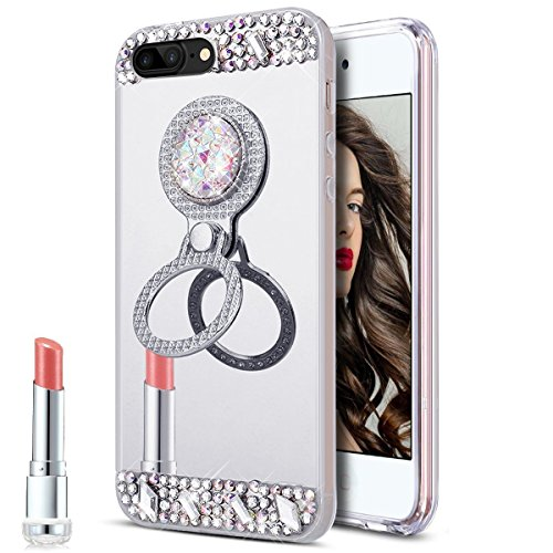 custodia iphone 7 argento