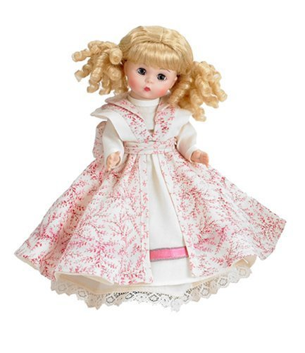 Madame Alexander Amy, 8, Little Women Collection Doll by Madame Alexander Dolls