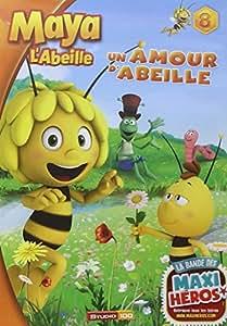 Maya l'abeille - 8 - Un amour d'abeille