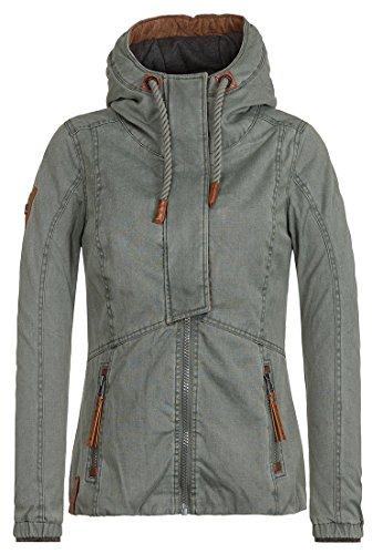 Naketano Female Jacket Der Sportive Schwanz Desert Green, L