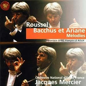 Bacchus & Ariane / Mélodies