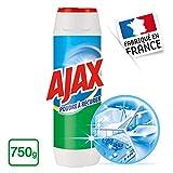 Ajax Pulver Scheuermilch Bi javellisant–Lot de 4