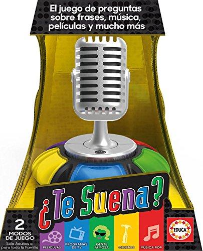 Educa-Borras-17440-Juego-de-mesa-Te-Suena-Edicion-en-castellano