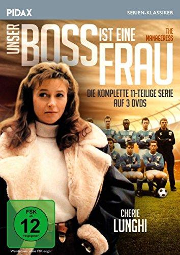 Bild von Unser Boss ist eine Frau (The Manageress) / Die komplette 11-teilige Kultserie (Pidax Serien-Klassiker) [3 DVDs]