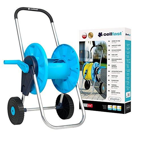 Cellfast 5901828856884 Schlauchwagen, mehrfarbig, 55 x 55 x 0.1 cm