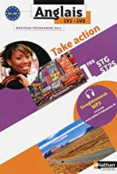 Anglais - Take Action - 1res STMG-ST2S