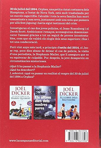 DESCARREGAR (Descargar) en PDF y EPUB Gratis y Complert el llibre La Desaparició de Stephanie Mailer de Joël Dicker
