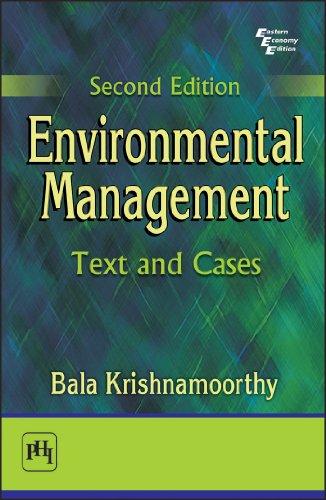 Environmental Management Book
