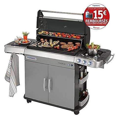 Barbecue Gaz Campingaz - CAMPINGAZ Barbecues à gaz 4 Series RBS