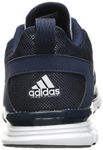 Adidas Performance Speed â??â??Trainer 2 Chaussure d'entraînement, noir / carbone métallisé / White-Navy-Carbon Met
