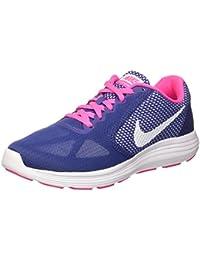 Scarpe da Corsa Nike Revolution 2 Ragazza GrigioRosa