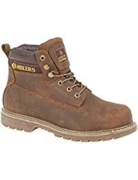 Amblers Unisex Steel FS164 Welted Safety Boot / Womens Mens Boots