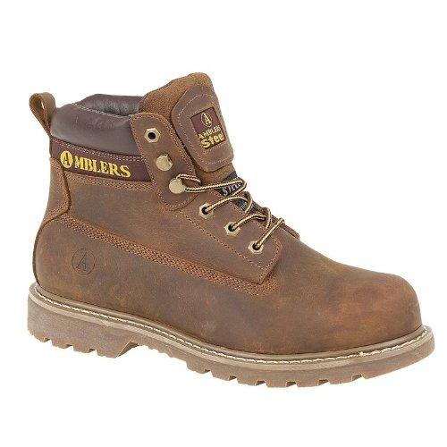 Amblers Steel FS164 - Chaussures de sécurité - Homme brown