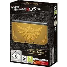 Console New Nintendo 3DS XL - édition limitée Hyrule [console seule]