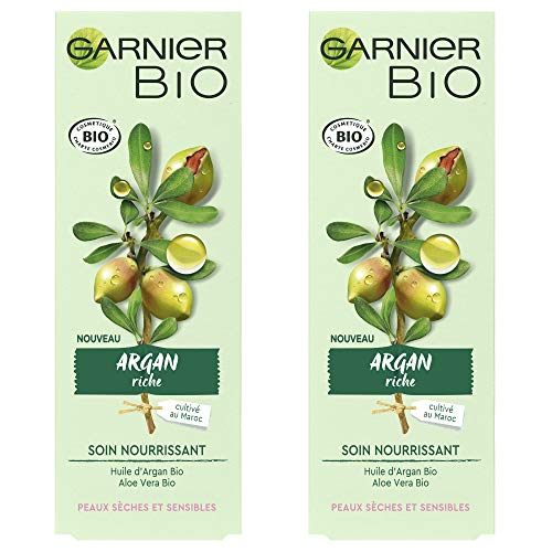 Garnier Garnier Garnier Bio cuidado nourrissant-Argan Riche 50.0ml