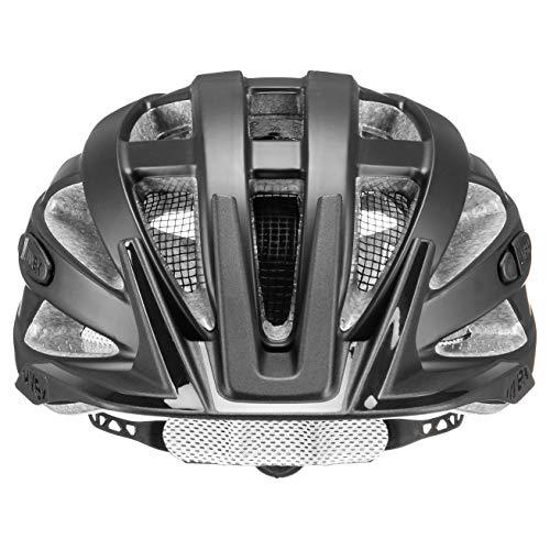 Uvex Fahrradhelm I-Vo Cc, Black Mat, 56-60, 4104230817 - 4