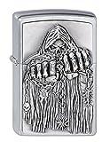 Zippo 2000860 Feuerzeug 200 Game Over Emblem