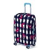 Gaddrt Couverture de bagage de voyage, protecteur de sac antipoussière de valise élastique, 26-28 pouces (C)