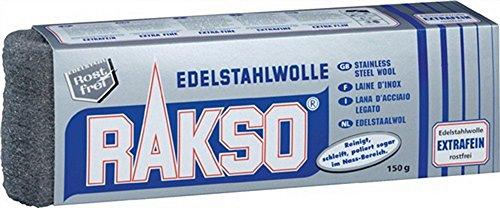Preisvergleich Produktbild Edelstahlwolle 150g grob 5 f.Nass-u.Außenbereich