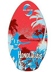 Slidz 90 cm Honolulu Red Madera Wood