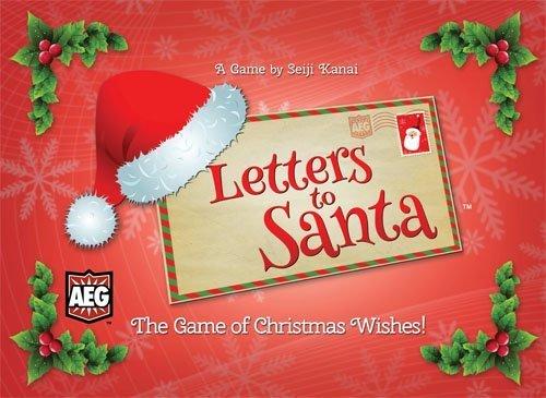 Alderac Letters to Santa