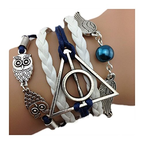 infinity-bijoux-pulsera-infinito-harry-potter-buho-alas-de-angel-y-perla-eternidad-one-direction-bla