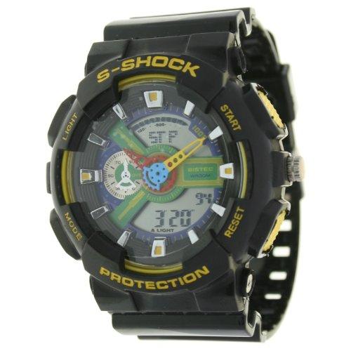 Reloj Digital-Analógico para hombre Bistec. Crono-Alarma-Luz