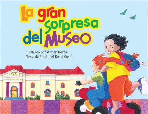 La Gran Sorpresa del Museo por Maria Del Rocio Costa