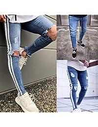 d44a30ff46 Amazon.it: scoiattoli - Jeans / Uomo: Abbigliamento