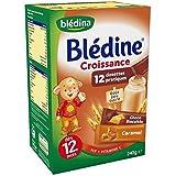 Blédina blédine croissance dosettes céréales grands bébés choco/biscuitée + car - ( Prix Unitaire ) - Envoi Rapide...