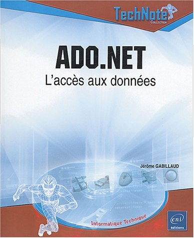 ADO.NET : L'accès aux données