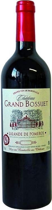 Chateau Grand Bossuet Lalande de Pomerol AOC 2018 (1 x 0.75 l)