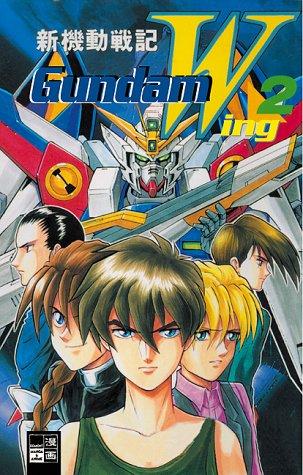 Gundam Wing, Bd.2