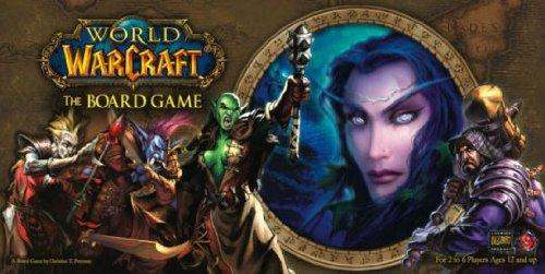 Fantasy Flight Games WC03 - World of Warcraft Boardgame, englische Ausgabe