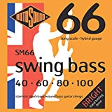 Best Bass Strings - Rotosound Stainless Steel Hybrid Gauge Roundwound Bass Strings Review