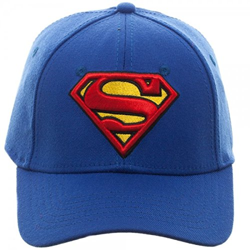 DC Comics Superman Symbol Flex Fit Casquette De Baseball
