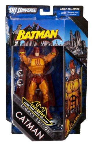 Batman Legado: Wave 2 Catman Edad Moderna figura de acción 1