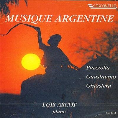 Argentinische Klaviermusik