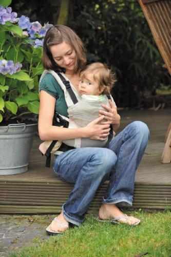 Babytrage Manduca 222-02-42-000, rot - 9