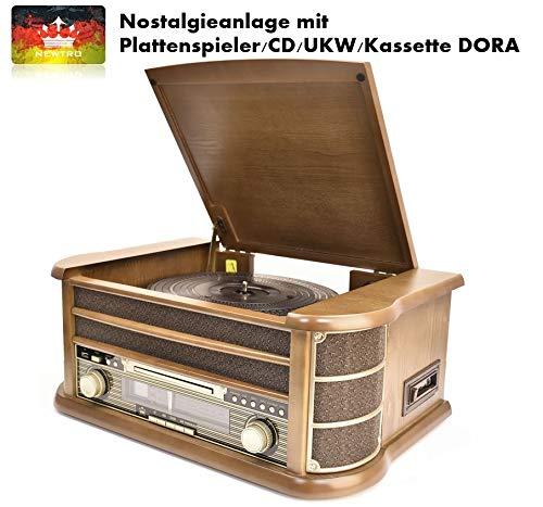 ge mit Plattenspieler/CD/UKW/Kassette Dora ()