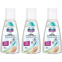 Preisvergleich für Impresan Hände Desinfektions-Gel - hygienische Hand-Reinigung für unterwegs - auch für sensible Haut - antibakteriell...