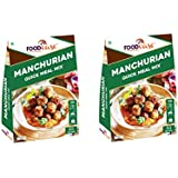 Foodease Instant Manchurian Balls (with Schezwan Sauce) - 150gms (Pack Of 2)