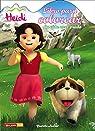 Heidi. Libro para colorear. La vida en el prado par Heidi
