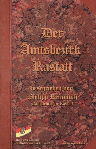 Der Amtsbezirk Rastatt