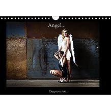 Angel... (Wandkalender immerwährend DIN A4 quer): Begleiter in unserem Sein.... (Monatskalender, 14 Seiten) (CALVENDO Menschen) [Kalender] [Sep 24, 2013] Kunz Deepness-Art..., Missy