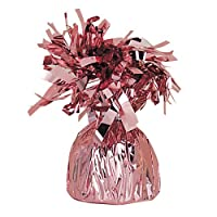 UNIQUE PARTY FAVORS-Foil Balloon Weights. Anniversaries; birthdays; holiday; school; or showers; these are the most colorful; dependable; and attractive way to prevent your special balloons for taking off for bluer skies. Available in many co...