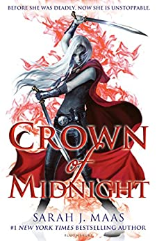 Crown of Midnight (Throne of Glass Book 2) (English Edition) van [Maas, Sarah J.]